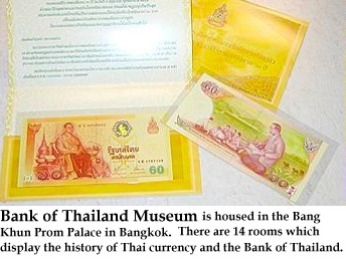 Bank of Thaialnd Museum