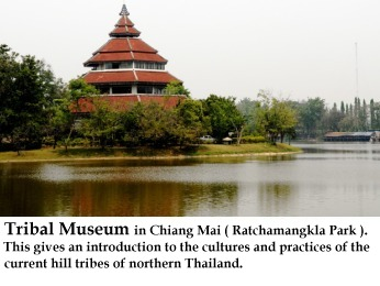 Tribal Museum in Chiang Mai