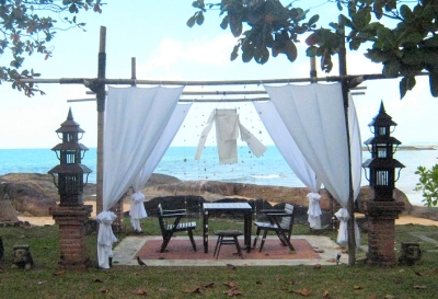 accommodation at Khao Lak Nang Thong Beach