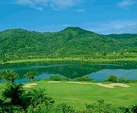 Loch Palm golf course Phuket