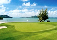 Mission Hills golf course Phuket