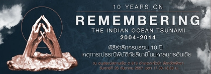 Tsunami Commemoration Thailand 10th anniversary